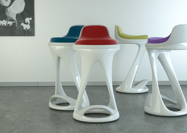 Exagon_Design_Product_Stool