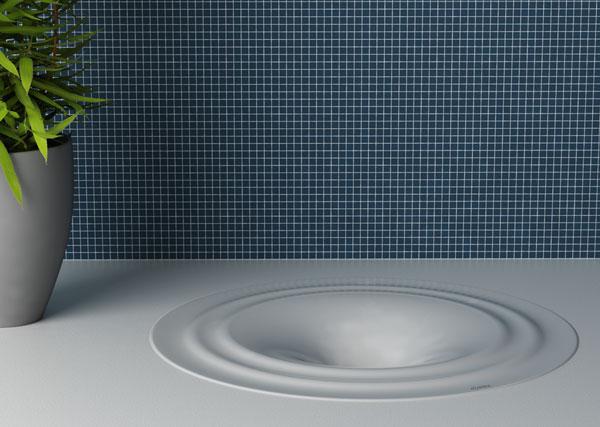 Toilet Squat Flaminia Ceramiche Giulio Cappellini Salone del Mobile 2011