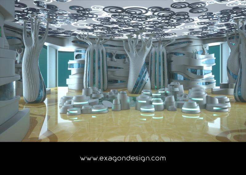 Forest-SPA-Shower-Interior-Design