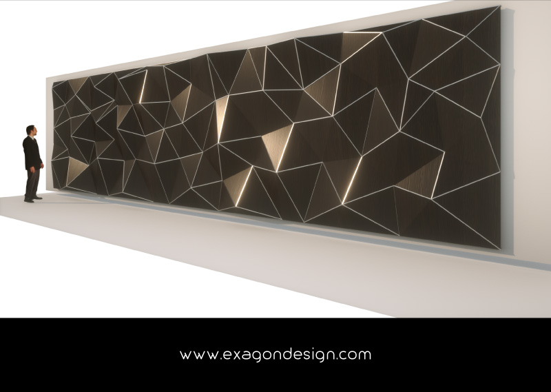 Geometrical-Wall-Design-Solid-Frame-Luxury