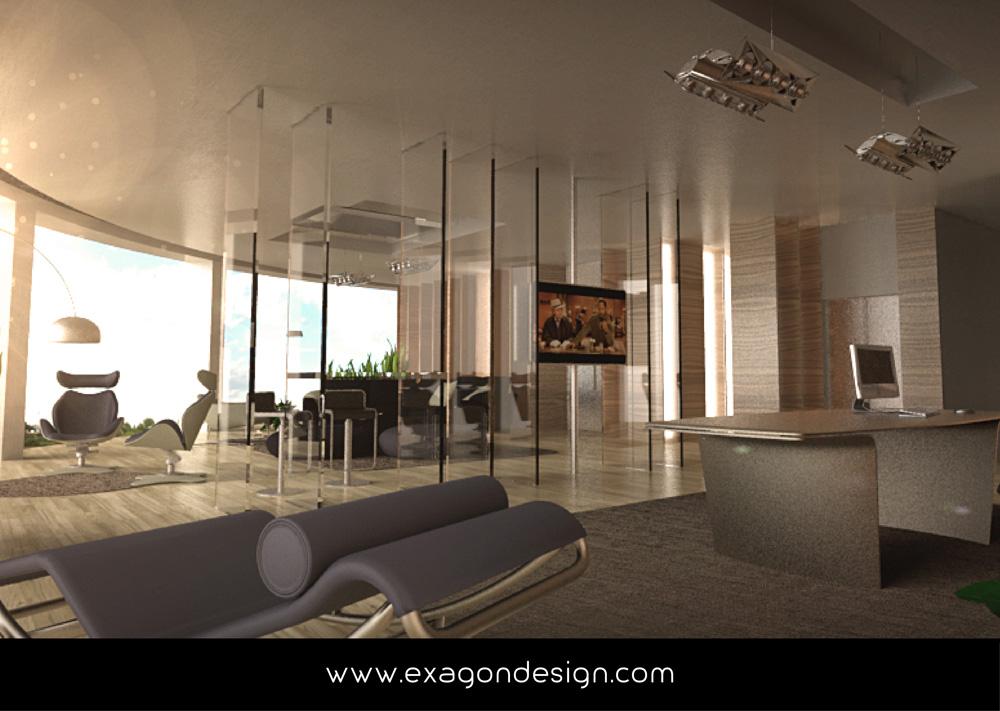 Italpepe-Uffici-Amministrativi-plexiglas-legno-exagon-design_01