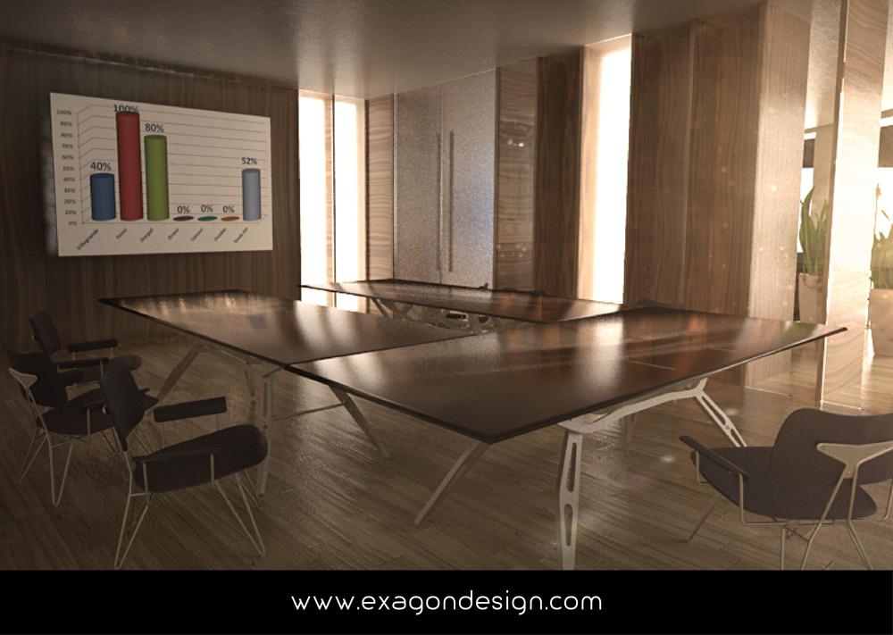 Italpepe-Uffici-Amministrativi-plexiglas-legno-exagon-design_02