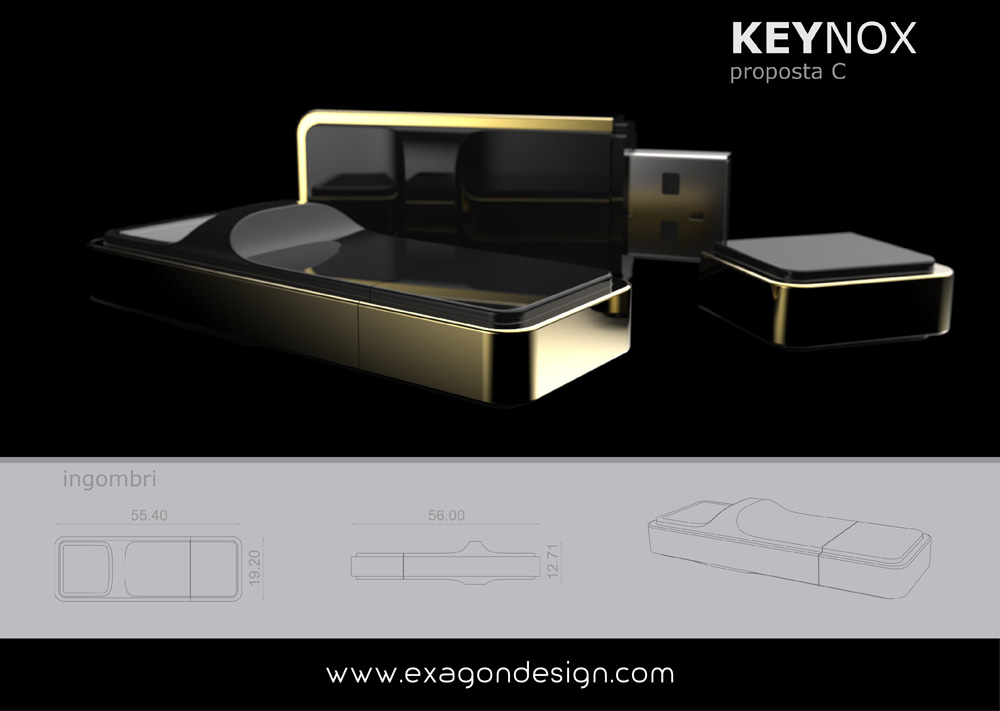 KeyNox_usb-security-key-exagon_design_04