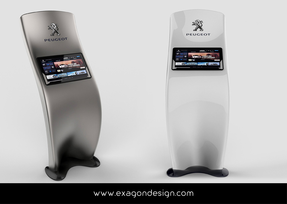 Peugeot-display-support_exagon_design_01