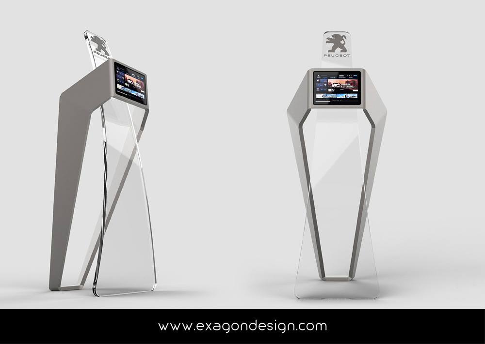 Peugeot-display-support_exagon_design_04