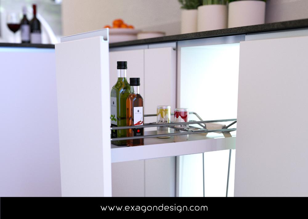 Siderplast-accessori-cesti-cucina-moderna-exagon-design-01
