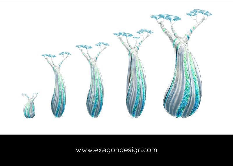 Sketch-Design-Trees-Concept