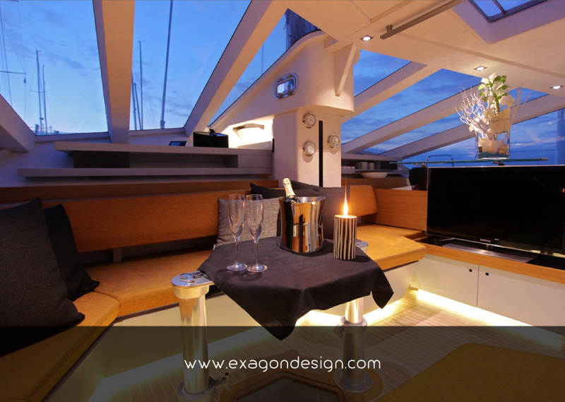 Yacht-Design-Diamante-Dinette