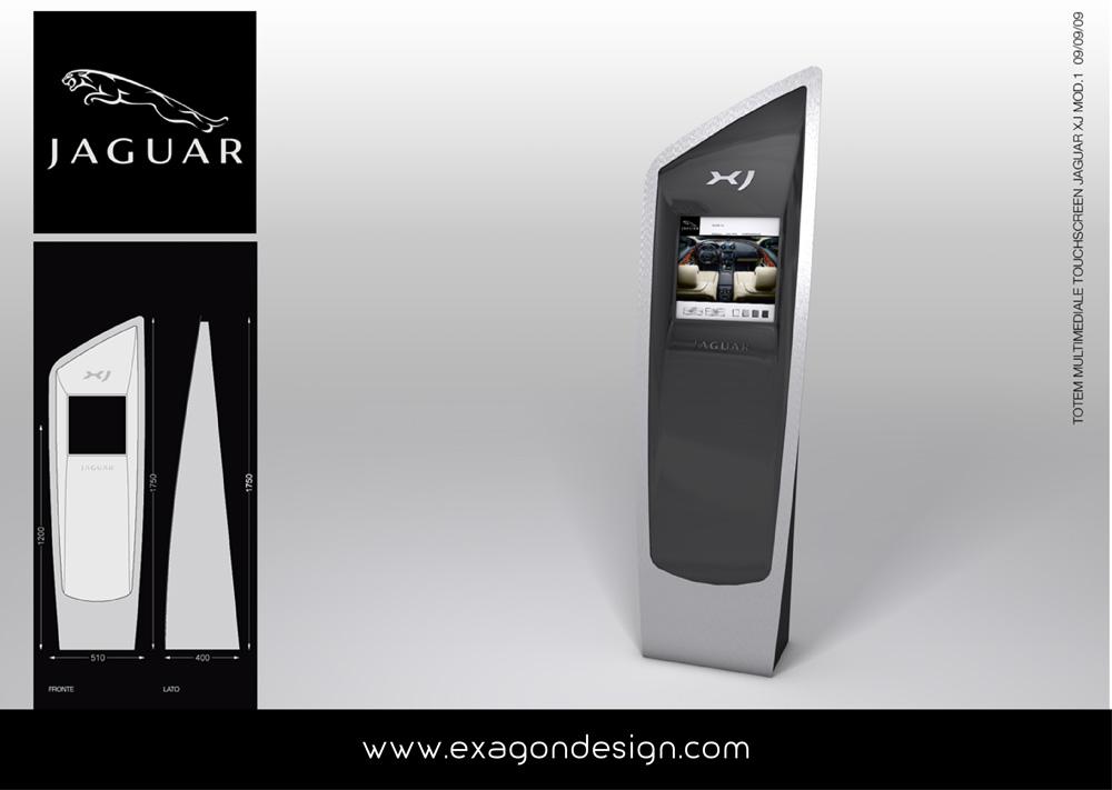 Totem_Interattivo_Interactive_Display_Automotive_Jaguar_Exagon_Design-03-01