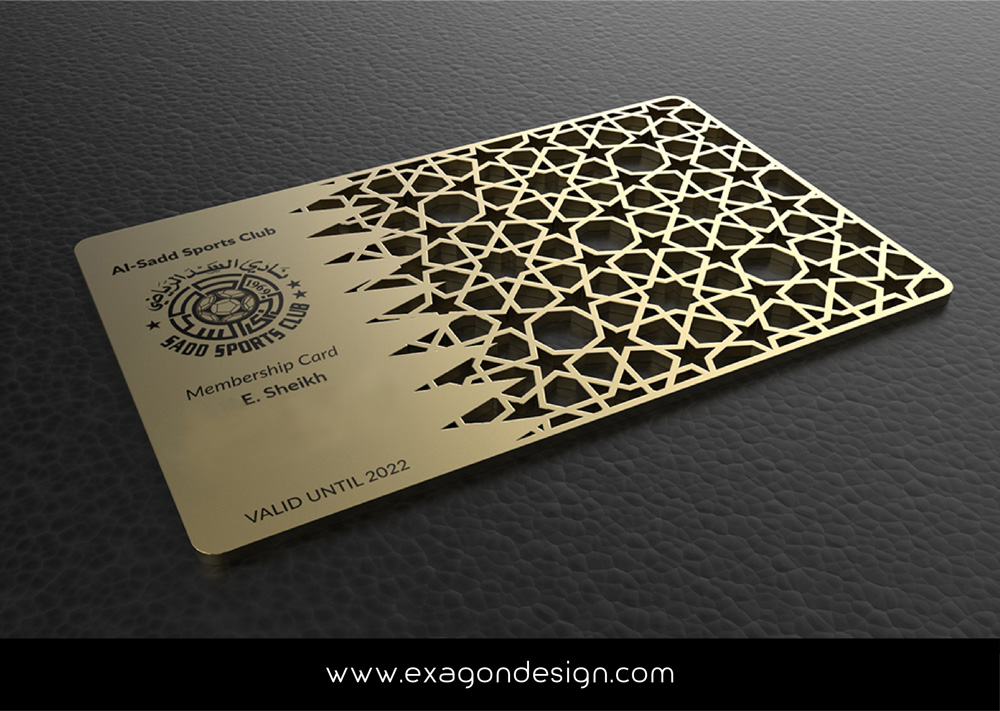 membership_card_exagon_design_01