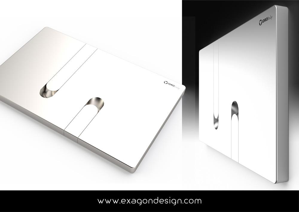 pulsante_arredo_bagno_idroitaly_exagon_design_06-01