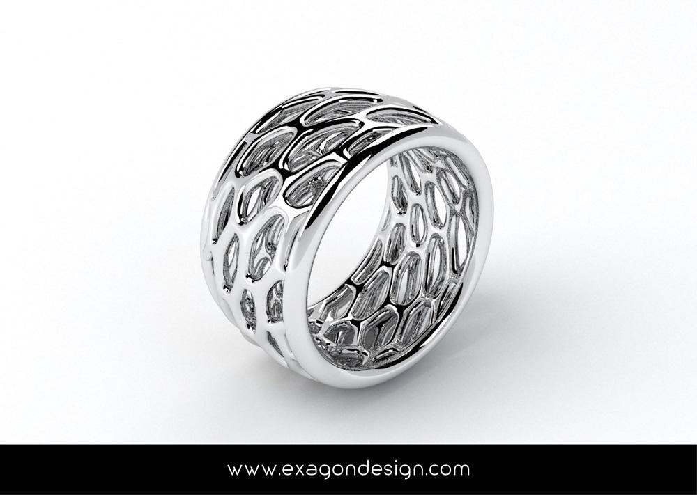 Anello-mesh-organica_exagon_design_01