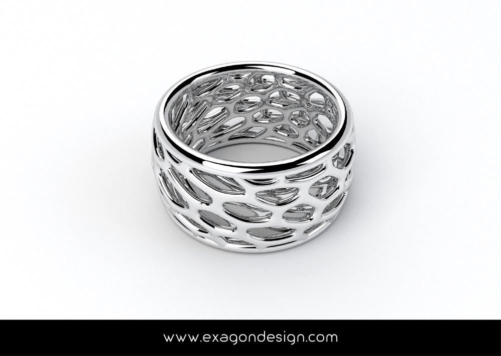 Anello-mesh-organica_exagon_design_03