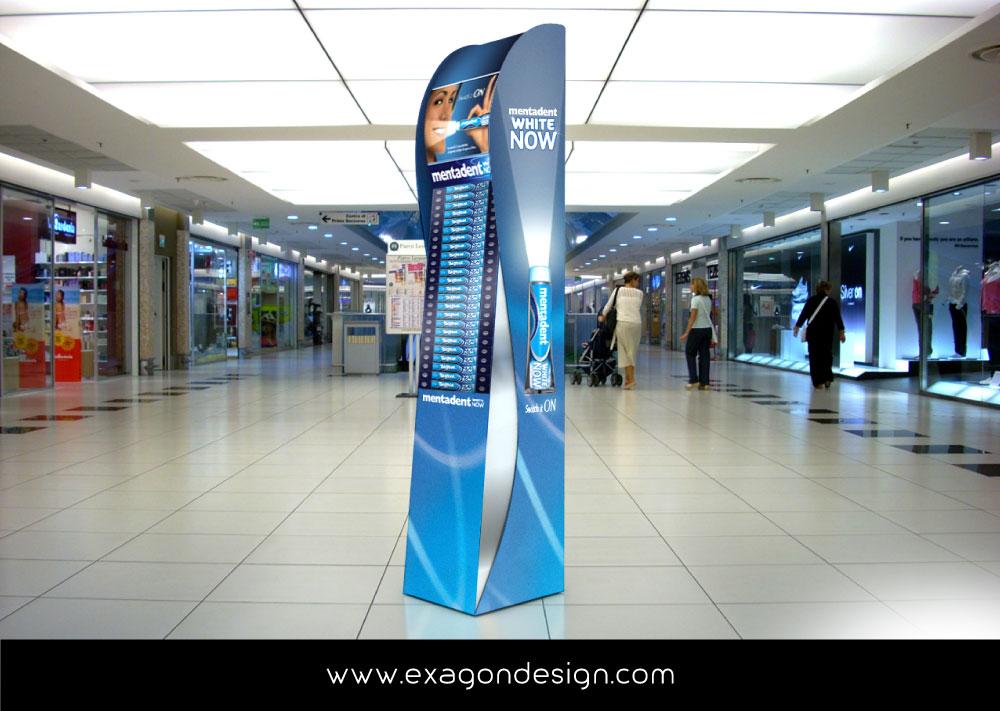 Espositore_Da_Terra_Satnd_Floor_Mentadent_Unilever_Exagon_Design-02