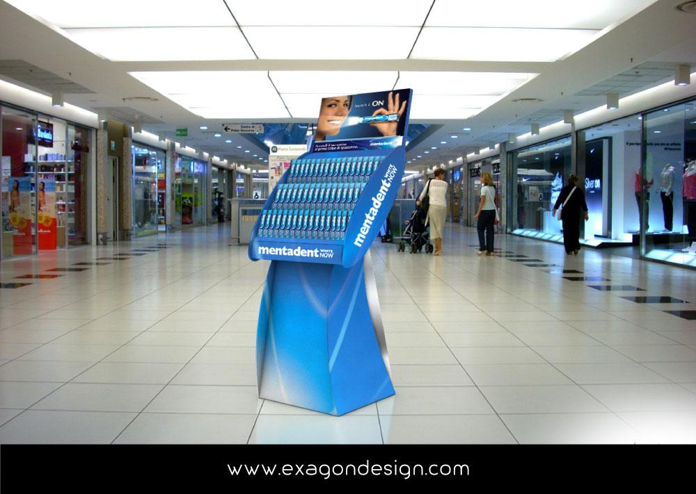 Espositore_Da_Terra_Satnd_Floor_Mentadent_Unilever_Exagon_Design-03