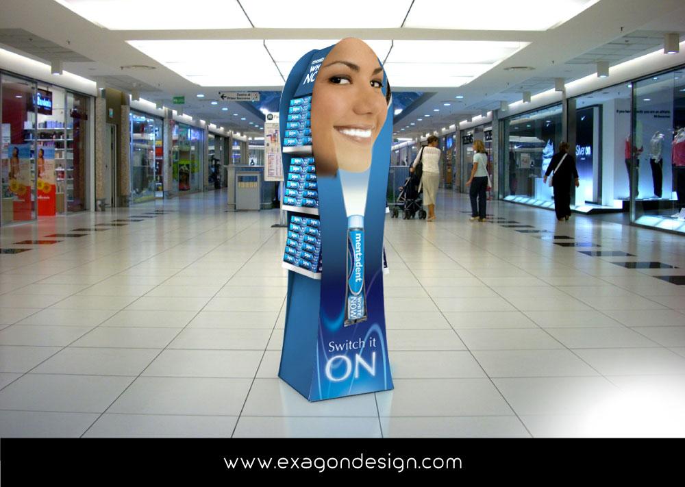 Espositore_Da_Terra_Satnd_Floor_Mentadent_Unilever_Exagon_Design-04