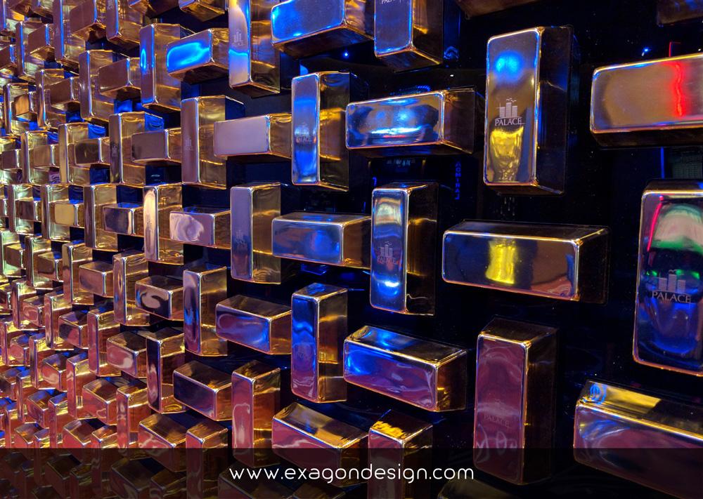 Jackpot_decorazione-Parete-lingotti-oro_exagon_design_02