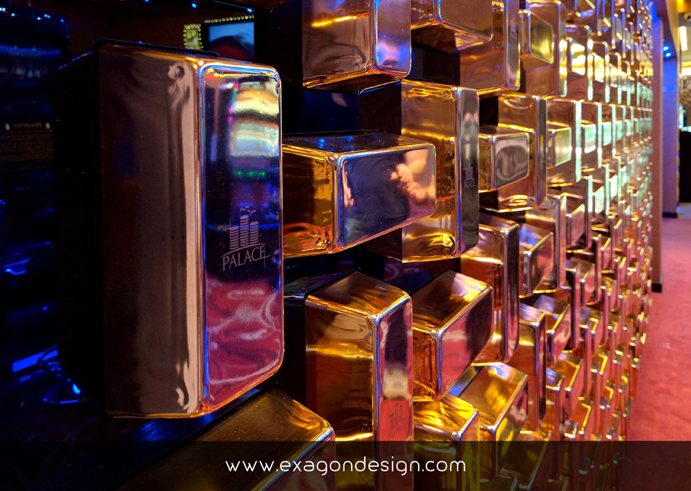 Jackpot_decorazione-Parete-lingotti-oro_exagon_design_04