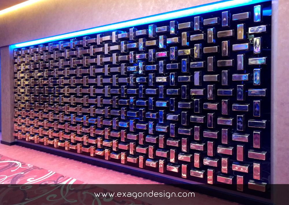Jackpot_decorazione-Parete-lingotti-oro_exagon_design_05